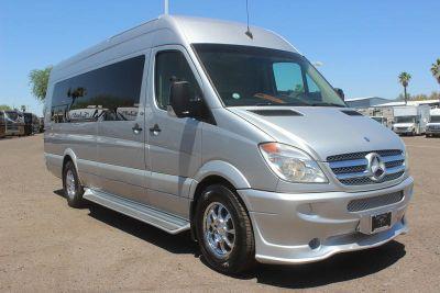 2013 Midwest Luxury Class B Sprinter Van