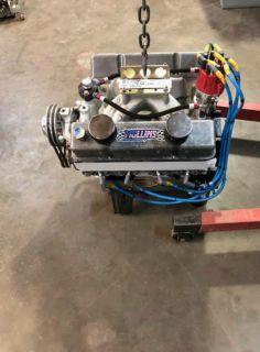 430 Mullins Race Engine