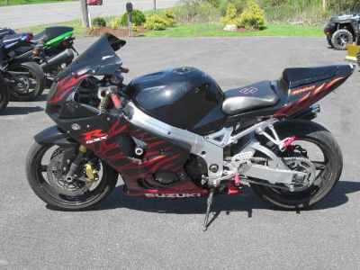 2004 Suzuki GSX-R1000 Supersport Guilderland, NY