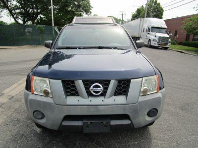 2007 Nissan Xterra X (Midnight Blue Pearl Metallic)