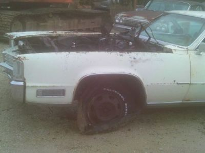 Purchase 1968 CADILLAC ELDORADO DRIVERS SIDE FENDER motorcycle in Springfield, Missouri, United States, for US $400.00