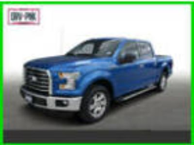 2016 Ford F-150 XLT 2016 XLT Used 3.5L V6 24V Automatic Rear Wheel Drive Pickup