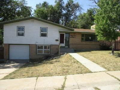 3 Bed 1 Bath Foreclosure Property in Casper, WY 82604 - Knollwood Dr