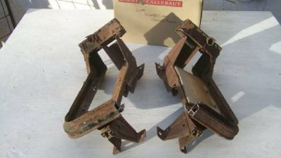 1967-1972 Chevy Pickup Truck Bench Seat Adjusters