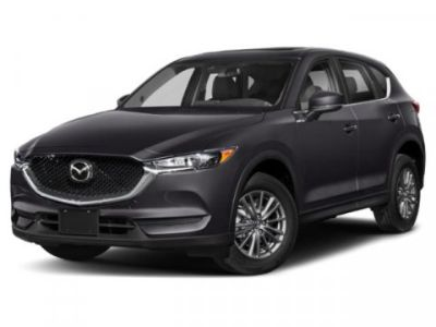 2019 Mazda CX-5 Touring (Deep Crystal Blue Mica)