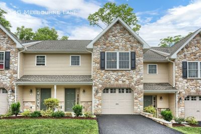 3 Bed 2.5 Bath Town-home In Mechanicsburg School District, Melbourne Place II