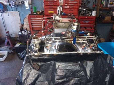 Speedtech complete fogger kit