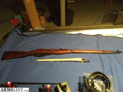 For Sale: Mosin Nagant 7.62x54r in Cosmoline