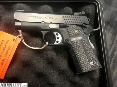 For Sale: Desert Eagle 1911