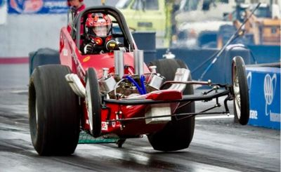 1963 Front Engine Dragster