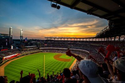 Atlanta Braves' SunTrust Park | COOKS Needed