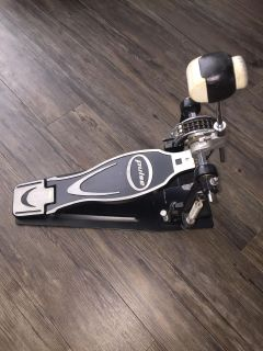 Pulse Single Kick Drum Pedal with Adjustable Action
