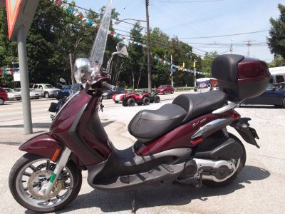 2007 Piaggio BV 500 250 - 500cc Scooters Pittsburgh, PA