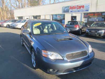 2006 Subaru Legacy 2.5 GT Limited (Blue)