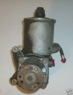 Sell Power Steering Pump C220 M111 Mercedes 111.961 BENZBONZ motorcycle in Mentor, Ohio, US, for US $71.91