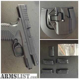 For Sale/Trade: XDS 9mm Gear Up Special Package