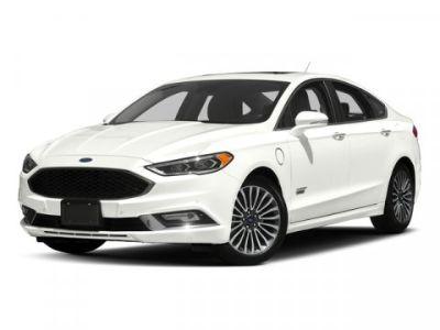 2017 Ford Fusion Energi Titanium (White Platinum Metallic Tri-Coat)