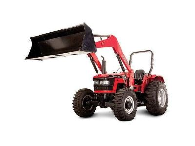2011 Mahindra 5530 4WD Shuttle Tractors Lawn & Garden New Braunfels, TX