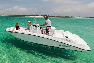 2018 Yamaha 190 FSH Jet Boats Panama City, FL