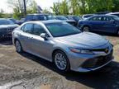 Salvage 2018 TOYOTA CAMRY L for Sale