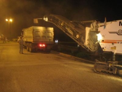 Asphalt, Concrete & Pavement Maintenance Services