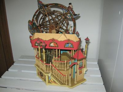 ENESCO MAJESTIC FERRIS WHEEL(ac/powered)