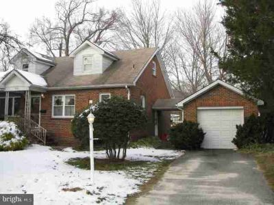 510 Foster Vineland Two BR, All brick ranch-style property with
