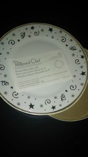 Pampered chef plates