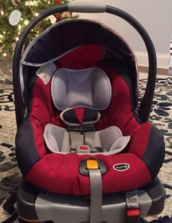 Chicco Keyfit 30 car seat + 2 bases