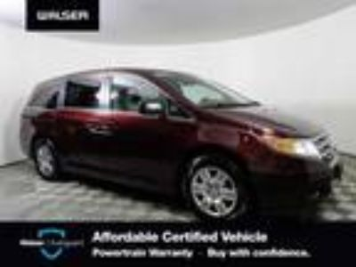 used 2012 Honda Odyssey for sale.