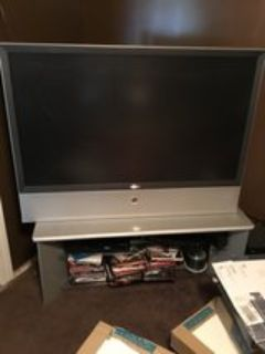 46 TV w/stand