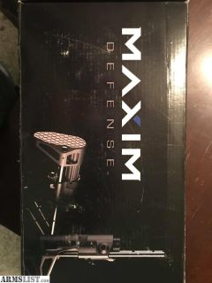 For Sale: Maxim defense CQB stock NIB