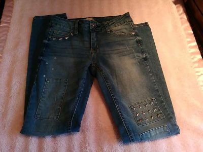 Justice girls 12 jeans