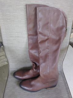 SOLE SOCIETY LEATHER BOOTS size 8.5
