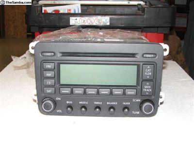 delphi factory cd player.....reduced
