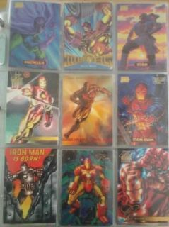 $300, Marvel Flare Cards Over 300 Spider Man X0men and more