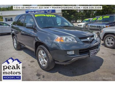 2004 Acura MDX Base (Gray)