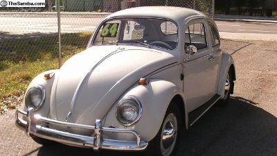 1964 VW Beetle 4-Speed
