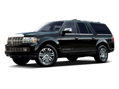 2009 Lincoln Navigator Luxury (BROWN)