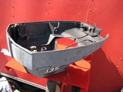Buy Mercury Mariner 135 HP Lower Cowl Hood Base Mount 1990 1991 150HP 2197 9744A motorcycle in Bassett, Virginia, United States, for US $73.11
