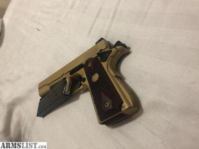 For Sale: Custom colt mark 4 series 70 1911 45acp