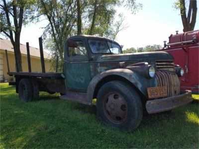 1946 Chevrolet Flatbed