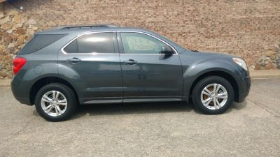 2010 Chevrolet Equinox LT (Gray)