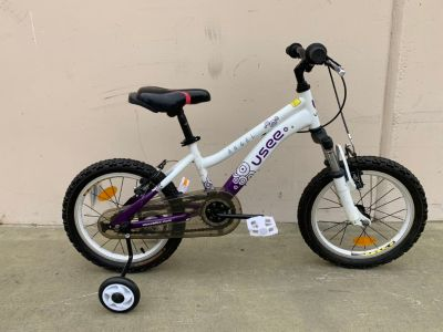 16 kids bike for 5-7 years old