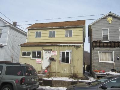 3 Bed 1.5 Bath Foreclosure Property in Johnstown, PA 15906 - D St