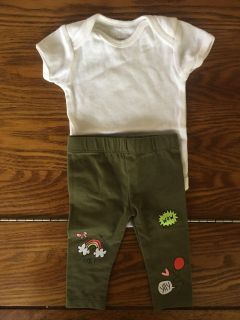 Baby girl outfits!
