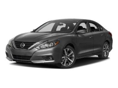 2017 Nissan Altima 2.5 (Deep Blue Pearl)
