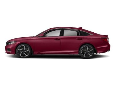 2018 Honda ACCORD SEDAN Sport FWD (San Marino Red)