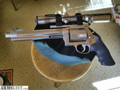 For Sale: Smith and Wesson 460XVR