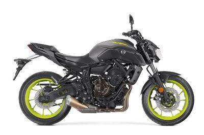 2018 Yamaha MT-07 Sport Motorcycles Goleta, CA